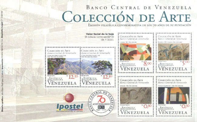 [Paintings - The 70th Anniversary of the Venezuelan Central Bank Art Collection, type ]