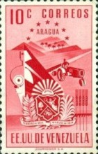 [Coat of Arms - State of Aragua, type AAT1]