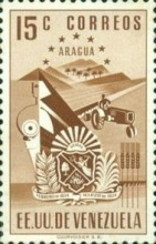 [Coat of Arms - State of Aragua, type AAT2]