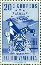 [Coat of Arms - State of Aragua, type AAT3]