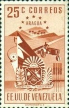 [Coat of Arms - State of Aragua, type AAT4]