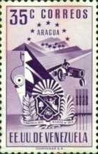 [Coat of Arms - State of Aragua, type AAT6]