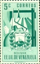 [Coat of Arms - State of Bolivar, type ABJ]