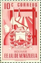 [Coat of Arms - State of Bolivar, type ABJ1]