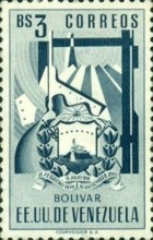 [Coat of Arms - State of Bolivar, type ABJ6]