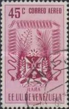 [Airmail - Coat of Arms - State of Lara, type ABZ13]