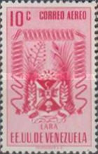[Airmail - Coat of Arms - State of Lara, type ABZ9]