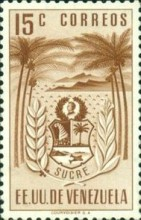 [Coat of Arms - State of Sucre, type ADF2]