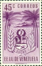 [Coat of Arms - State of Sucre, type ADF5]