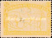 [The 80th Anniversary of the Death of General Francisco de Miranda, 1750-1816, type AF]