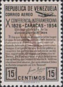 [Airmail - The 10th Pan-American Conference, Caracas, type ANT]