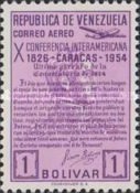 [Airmail - The 10th Pan-American Conference, Caracas, type ANT10]