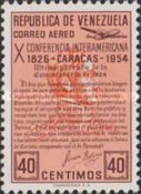 [Airmail - The 10th Pan-American Conference, Caracas, type ANT7]