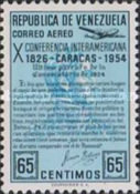 [Airmail - The 10th Pan-American Conference, Caracas, type ANT8]