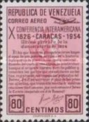 [Airmail - The 10th Pan-American Conference, Caracas, type ANT9]