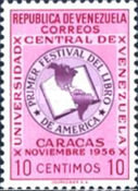[The 1st American Book Festival, Caracas, type AQF1]