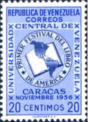 [The 1st American Book Festival, Caracas, type AQF2]