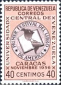 [The 1st American Book Festival, Caracas, type AQF5]