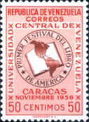 [The 1st American Book Festival, Caracas, type AQF6]