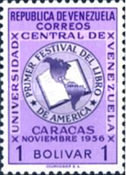 [The 1st American Book Festival, Caracas, type AQF7]