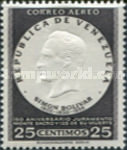 [Airmail - The 150th Anniversary of Oath of Monte Sacro and the 125th Anniversary of the Death of Simon Bolivar, 1783-1830, type ARU10]