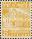 [Airmail - Caracas Central Post Office, type ASI11]