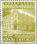 [Airmail - Caracas Central Post Office, type ASI17]