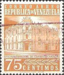 [Airmail - Caracas Central Post Office, type ASI24]