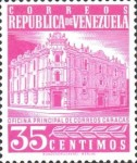 [Caracas Central Post Office, type ASI6]