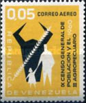 [Airmail - National Census, type AZV]