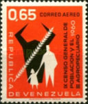[Airmail - National Census, type AZV10]