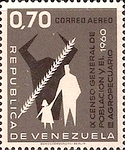 [Airmail - National Census, type AZV11]