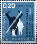 [Airmail - National Census, type AZV3]