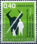 [Airmail - National Census, type AZV6]