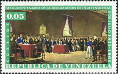 [The 150th Anniversary of Declaration of Independence, type BCC]