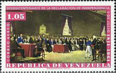 [Airmail - The 150th Anniversary of Declaration of Independence, type BCC4]