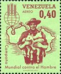 [Airmail - Freedom from Hunger, type BDT]