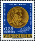 [The 100th Anniversary of the Birth of Dr. Luis Razetti, Founder of University School of Medicine and of Vargas Hospital, 1862-1932, type BEP]