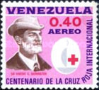 [Airmail - The 100th Anniversary of International Red Cross, type BEV]