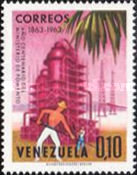 [The 100th Anniversary of Venezuelan Ministry of Works and National Industries Exhibition, Caracas, type BEY]