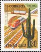 [The 100th Anniversary of Venezuelan Ministry of Works and National Industries Exhibition, Caracas, type BFA]