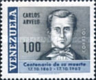 [The 100th Anniversary of the Death of Carlos Arvelo, Physician, 1784-1862, type BFL]