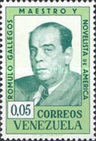 [The 80th Anniversary of the Birth of Romulo Gallegos, Novelist, 1884-1969, type BFR]