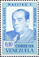 [The 80th Anniversary of the Birth of Romulo Gallegos, Novelist, 1884-1969, type BFR1]