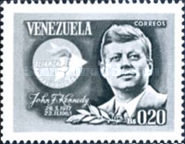 [The 2nd Anniversary of the Death of John F. Kennedy, 1917-1963, type BIO]