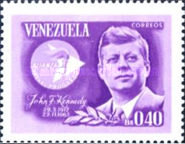 [The 2nd Anniversary of the Death of John F. Kennedy, 1917-1963, type BIO1]