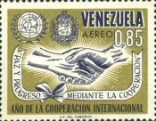[Airmail - The 20th Anniversary of International Co-operation Year, type BJG]