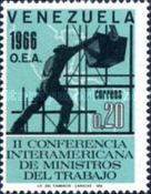[The 2nd O.E.A. Labour Ministers Conference, type BKL1]