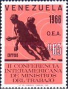 [The 2nd O.E.A. Labour Ministers Conference, type BKN1]