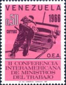 [The 2nd O.E.A. Labour Ministers Conference, type BKP]